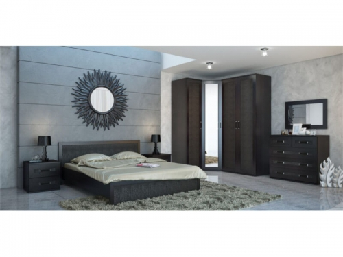 Спальня Глосс Венге