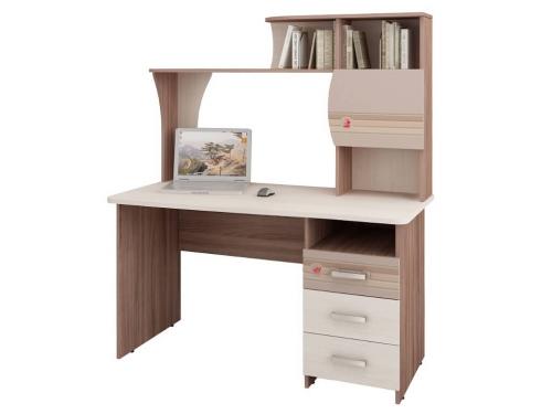 Компьютерный стол Британия 52.13 и 52.18