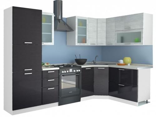 Угловая кухня Равенна Стайл 2250х1650