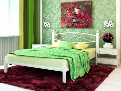 Кровать Каролина Lux