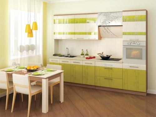 Кухня Тропикана 17
