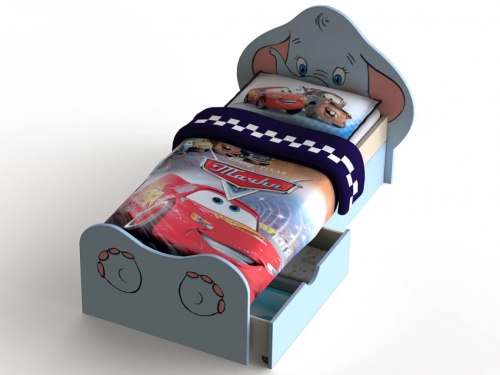 Кровать Слоник