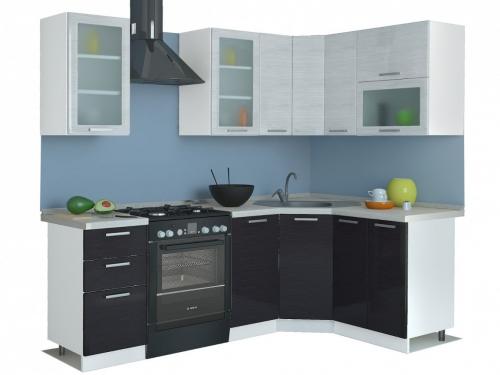 Угловая кухня Равенна Стайл 1650х1450