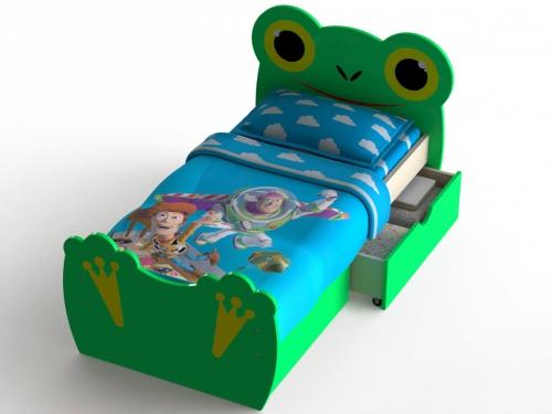 Кровать Лягушка