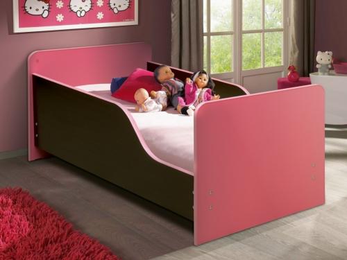 Кровать детская с бортом Малышка 2
