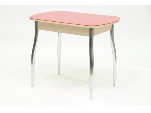 Стол со стеклом Гала 5
